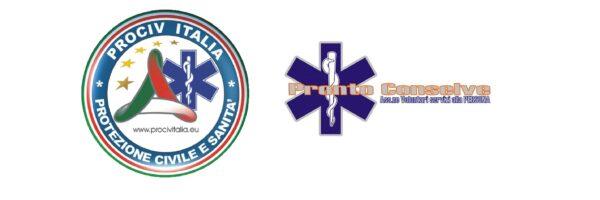 Logo PC e Prociv